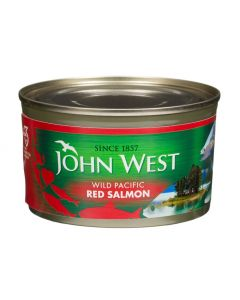 JOHN WEST RED SALMON - 213GR
