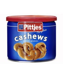 PITTJES ROASTED SALTED CASHEW NUTS - 150GR