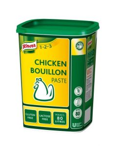 KNORR CHICKEN BOUILLON PASTE - 1KG