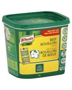 KNORR BEEF BOUILLON PASTE - 1KG