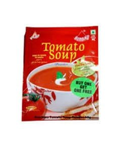 GENESIS TOMATOES SOUP POWDER - 1KG