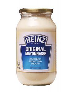HEINZ MAYONNAISE - 420GR
