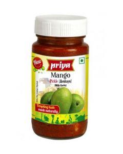 PRIYA INDIAN MANGO PICKLES - 300GR
