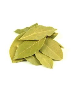 DRIED WHOLE BAY LEAVES - 1KG