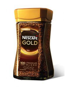 NESCAFE GOLD INSTANT COFFEE - 200GR