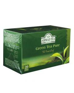 AHMAD GREEN TEA IN BAGS - 100PCS