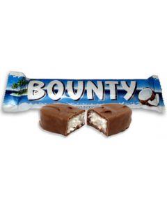 BOUNTY CHOCOLATE COCONUT BAR - 5X57G