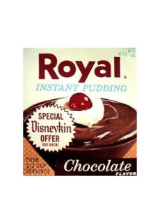 INSTANT CHOCOLATE PUDDING - 1KG