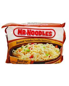 MR NOODLES INSTANT BEEF - 85GR