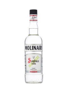 MOLINARI EXTRA SAMBUCA LIQUEUR - 100CL