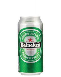 HEINEKEN BEER IN CANS [24X33CL]