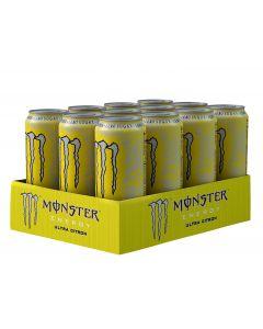 MONSTER ENERGY ULTRA CITRON - 12X.05LT