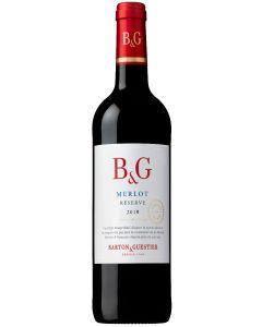 B&G RESERVE MERLOT [VDP] RED WINE - 75CL