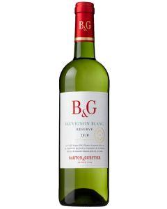 B&G RESERVE SAUVIGNON BLANC WINE - 75CL