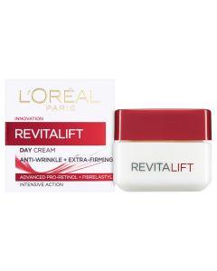 L'OREAL REVITALIFT DAY CREAM ANTI-WRINKLE & FIRMING - 50ML