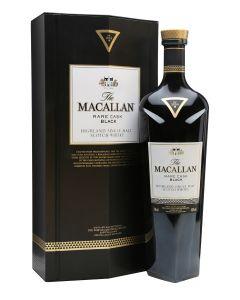 THE MACALLAN SINGLE MALT RARE CASK BLACK GIFT BOX - 70CL